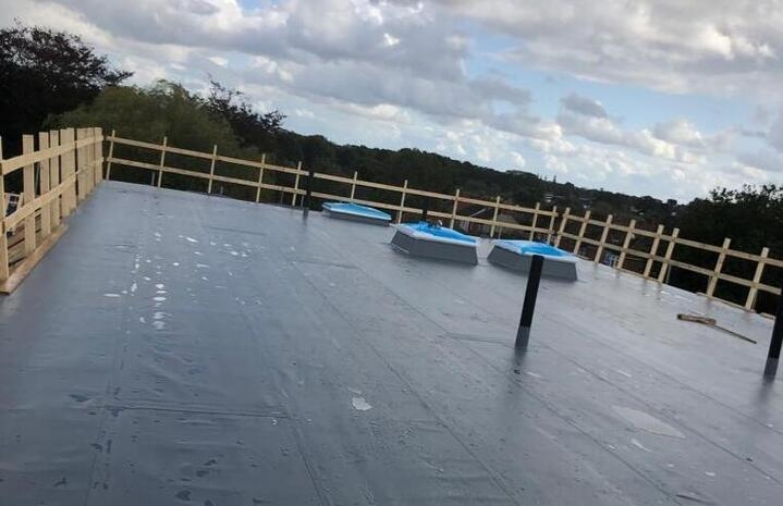 flat roof queensway north walsham