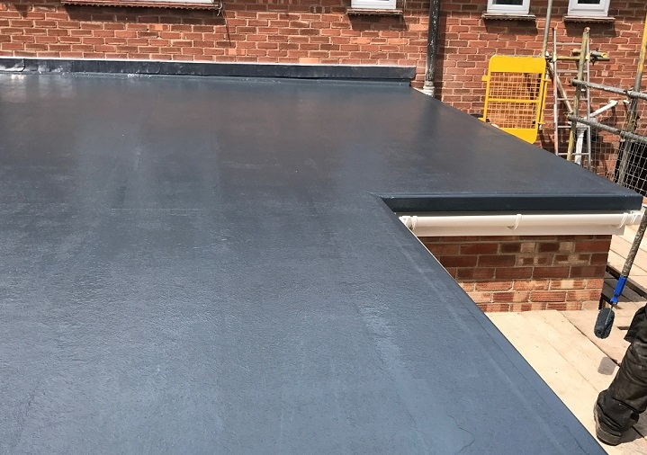 grp flat roof in lowestoft
