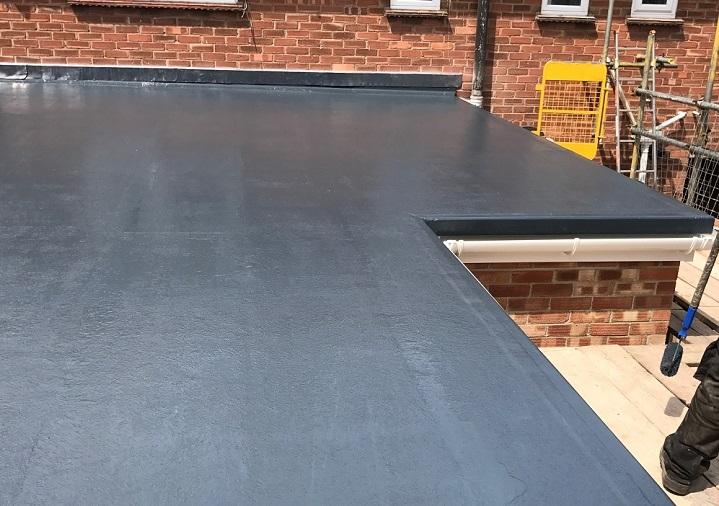 grp flat roof in lowestoft