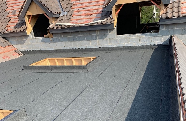 mulbarton flat roof two