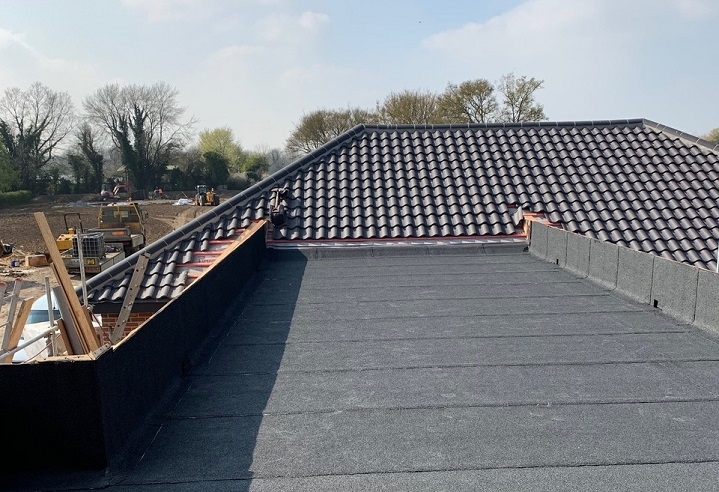 Mulbarton flat roof three