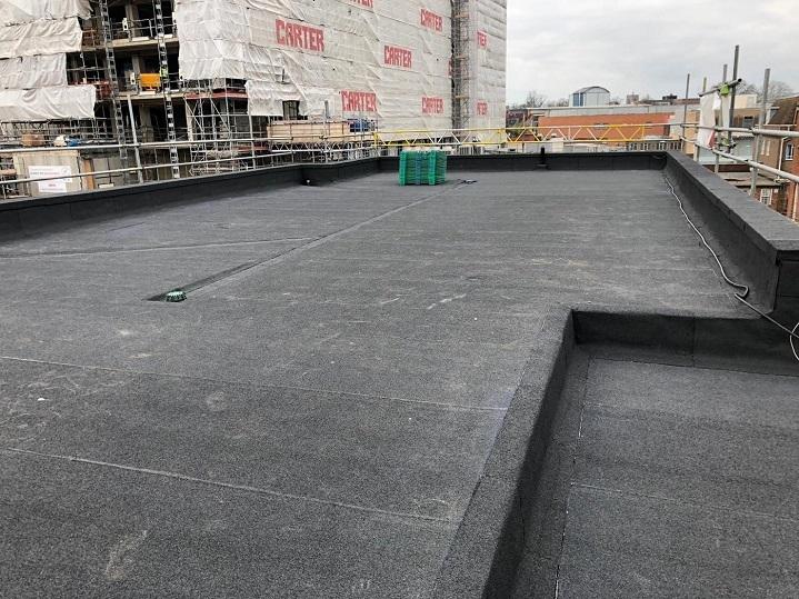 Norwich school roof