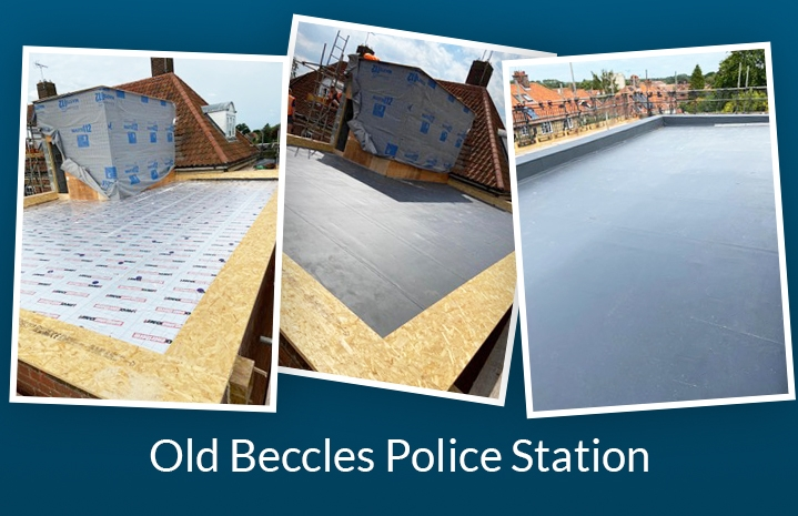 Beccles Police Station