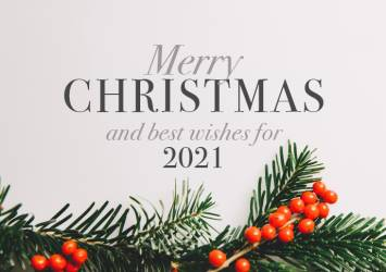 merry christmas from RG Leverett