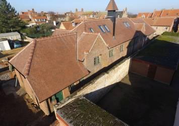 Sheringham roof