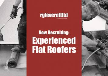 recruiting flat roofers