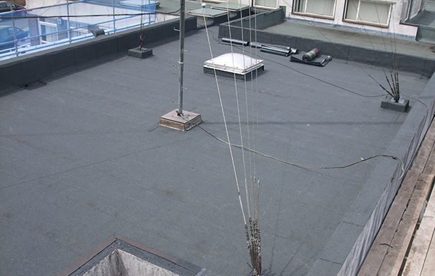Keep Your Flat Roof In Top Condition