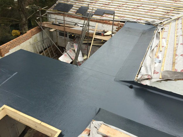Grp Roofing Systems Amp Grp Fibreglass Roofing Systems