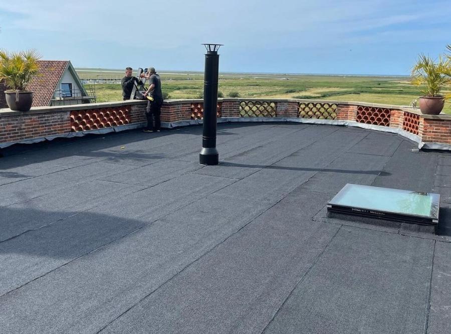 new danosa roof
