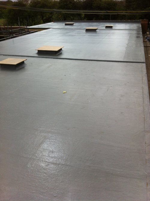 Fibreglass Roofing Systems Norfolk