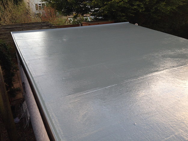 What Are The Benefits Of A Grp Fibreglass Roofing System
