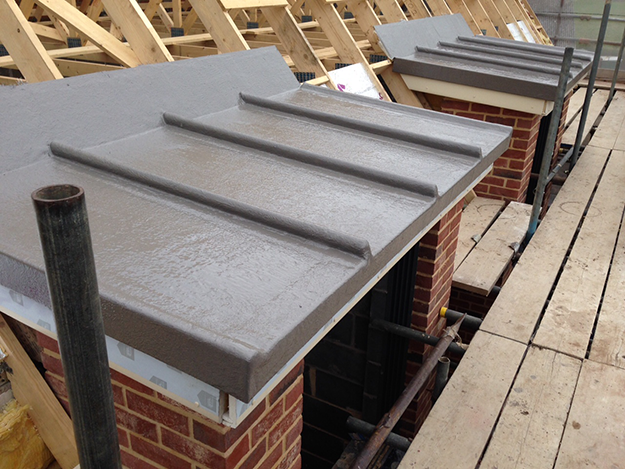 Grp Fibreglass Roofing A Durable Flat Roofing Solution
