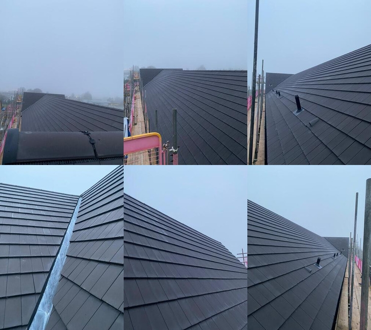rooftop collage in great yarmouth