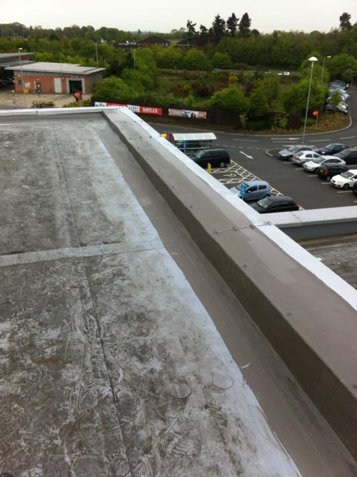 Liquid Roof Coating Norwich