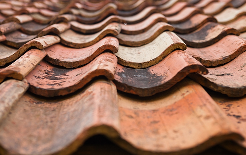 The Different Types of Roof Tiles