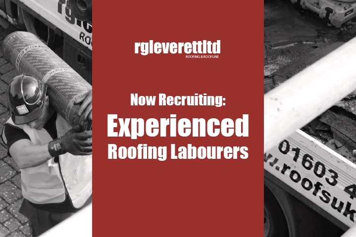 recruiting roof labourers