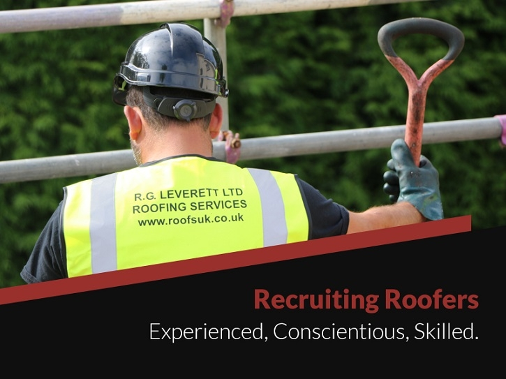 RG Leverett Job Vacancies