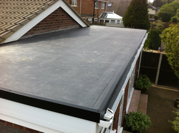 The Advantages Of An Edpm Rubber Roofing System