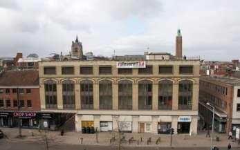 RG Leverett Commercial Roof