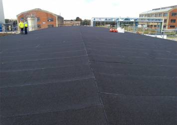 Polydan Roof for Briar Chemicals